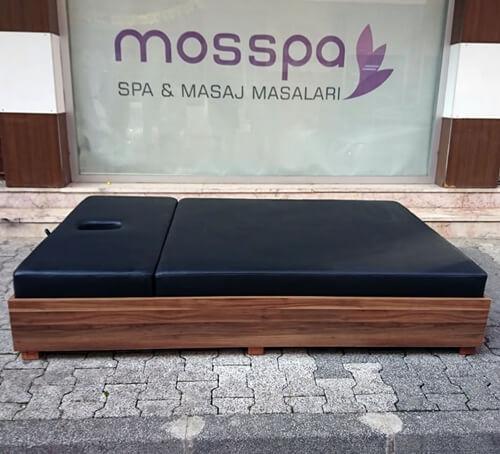 thai masaji ahsap yer yatagi mosspa - Ahşap Thai Masaj Yatakları Mosspa
