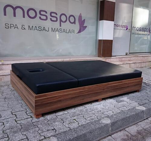 thai masaji ahsap yer yatagi satis - Ahşap Thai Masaj Yatakları Mosspa